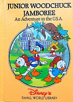 Junior Woodchuck Jamboree. An Adventure in U.S.A.