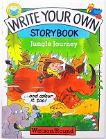 Write Your Own Storybook. Jungle Journey