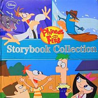 Phineas and Ferb_Storybook Collection_Disney